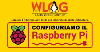 Configuriamo il Raspberry Pi